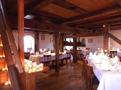 Hochzeit feiern in der Mühle Jork