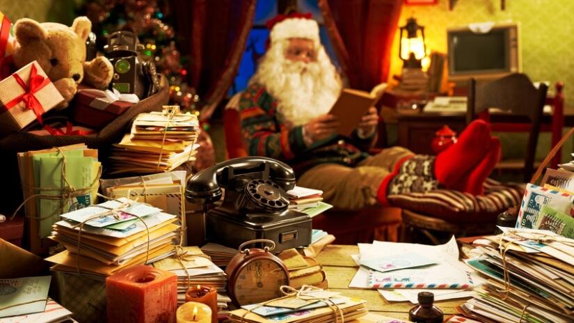 Brief An Den Weihnachtsmann Alle Adresseninfos Geschenke24