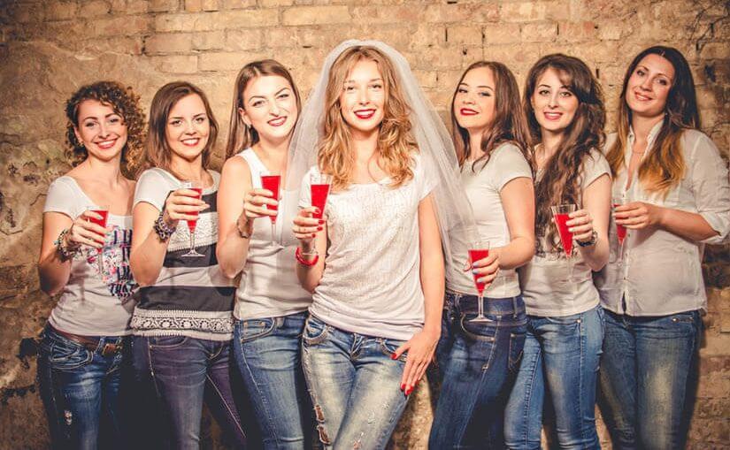 Wenn die beste Freundin heiratet: Junggesellinnenabschied