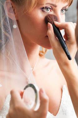 Wenn die beste Freundin heiratet: Make-Up für die Braut