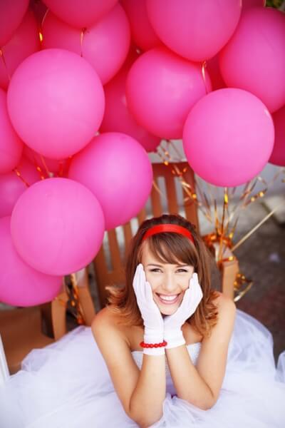 Luftballon-Tanz