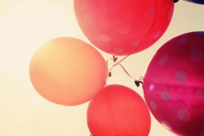 Die Ballon-Schnur