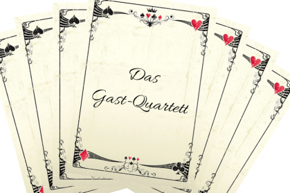 Gast-Quartett