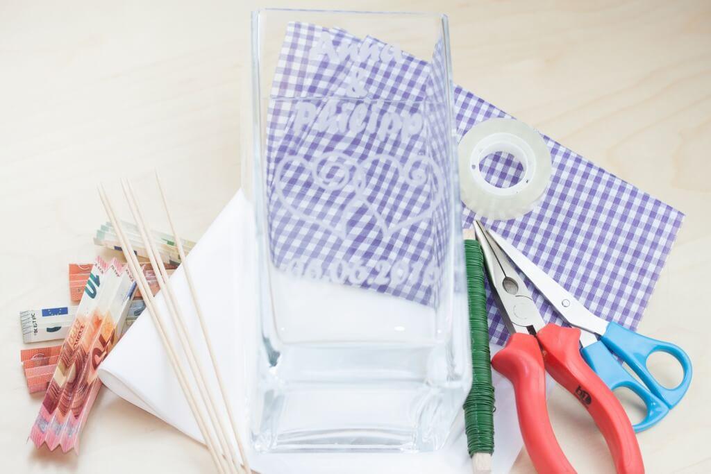 Papierrose_1_Materialien