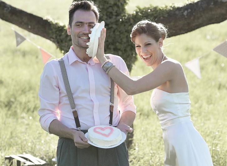 Witzige Hochzeitsspiele